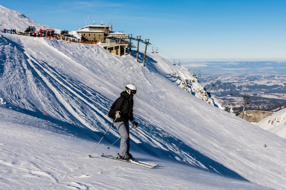 W Tatrach jest już ponad metr śniegu
