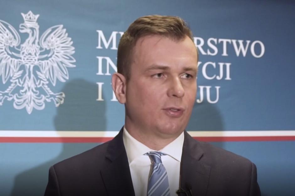 Adam Hamryszczak zapowiada: Jak najwięcej inwestycji w średnich miastach