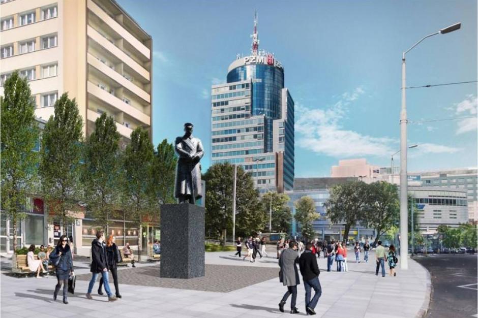 Szczecin upamiętni marszałka Piłsudskiego. Mieszkańcy zdecydują gdzie stanie pomnik