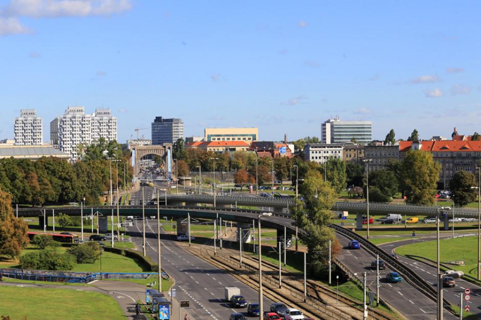 Wrocław: trzy firmy chcą wyburzyć zachodnią estakadę na pl. Społecznym