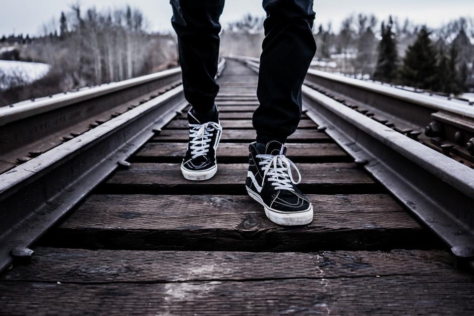 Wzrosła liczba wypadków na torach kolejowych