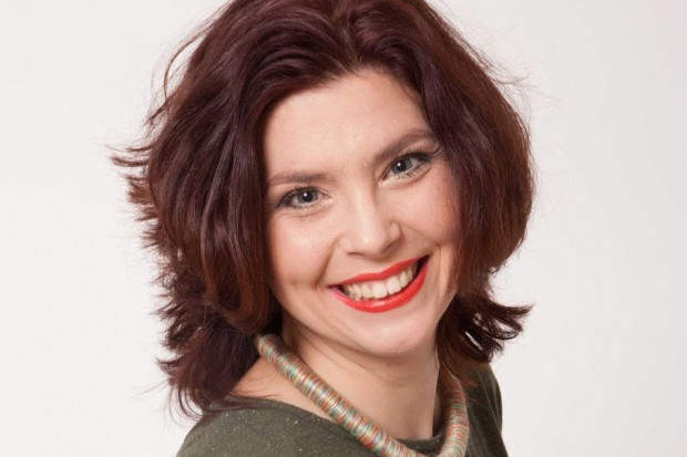 Hanna Marlière, dyrektor zarządzająca Green Management Group (fot.Kongres Obywatelski)