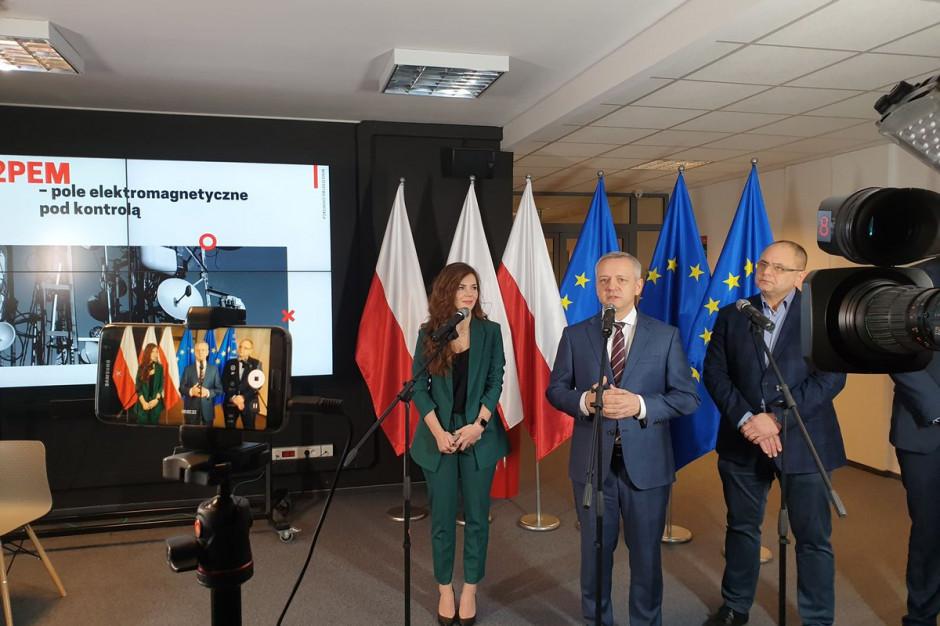 System Informacji o Instalacjach Wytwarzających Pole Elektromagnetyczne już w 2020 r.