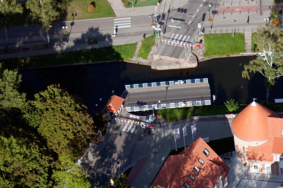 Giżycko: Zabytkowy most obrotowy zostanie wyremontowany
