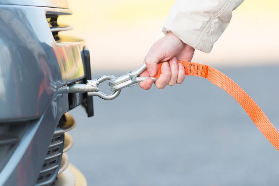 Gliwice: Uchwała radnych dotycząca opłat za odholowanie aut nieważna