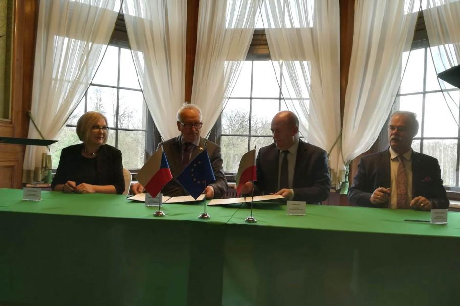 Opolskie i czeskie samorządy wspólnie będą pracować nad projektem ochrony powietrza