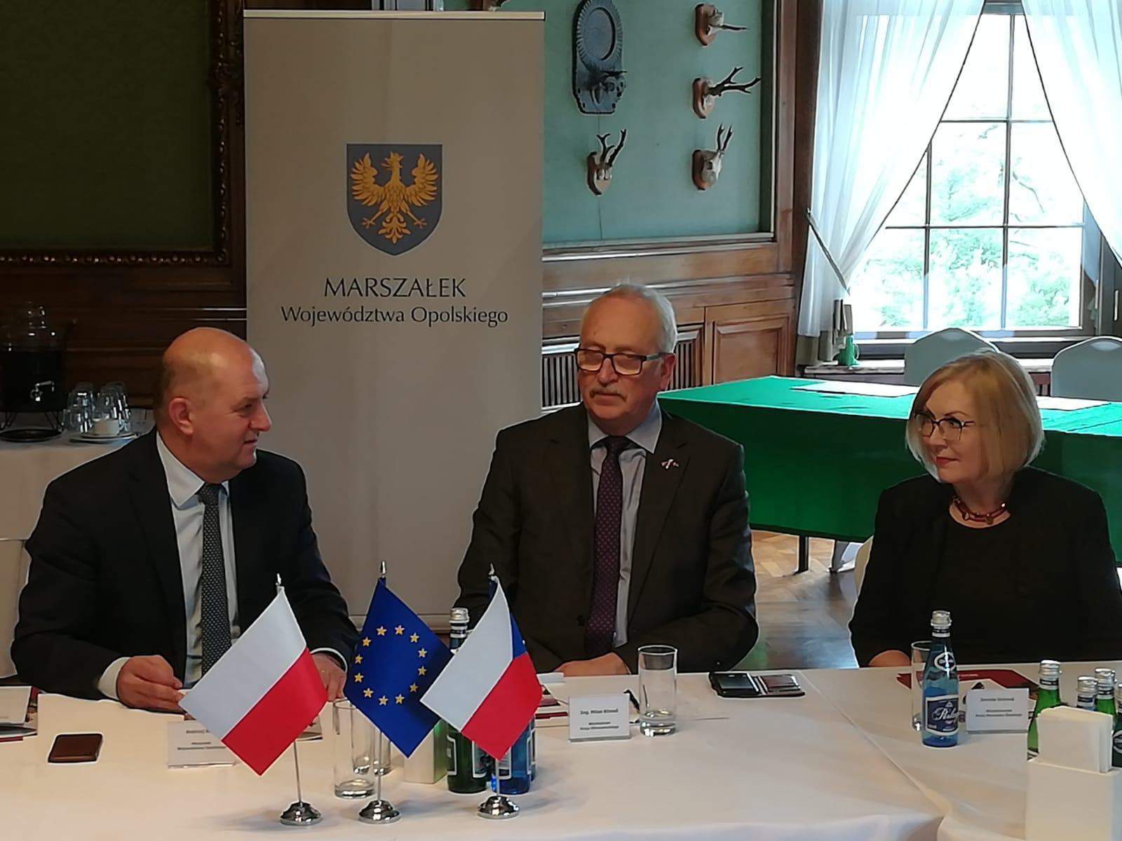 Głównym celem projektu jest lepsze i skoordynowane działanie na wszystkich szczeblach administracji publicznej w regionie (fot.opolskie.pl)