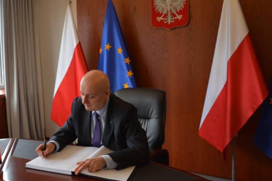 Wojewoda wydał zezwolenie ws. budowy obwodnicy Kępna