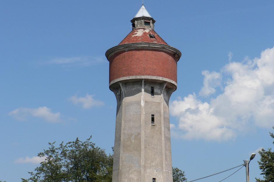 Olsztynek: Zabytkowa wieża ciśnień stanie się atrakcją turystyczną