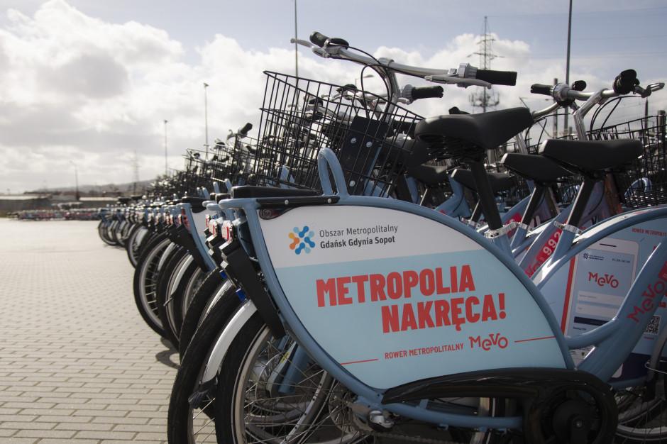 Rower metropolitarny MEVO wystartuje już 26 marca