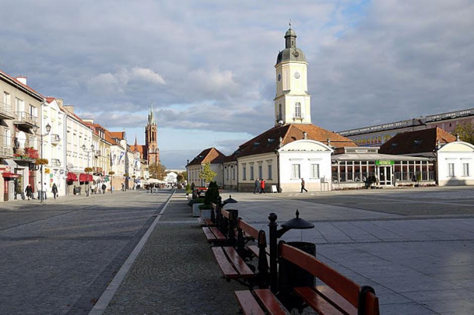 Białystok: Radni chcą zmienić nazwę ulicy. Młodzież Wszechpolska jest przeciwko