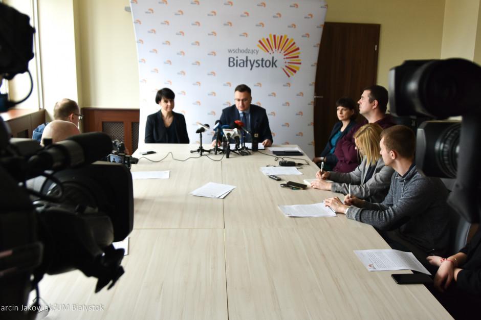 Białystok powołał sztab kryzysowy. Miasto szykuje się na strajk nauczycieli
