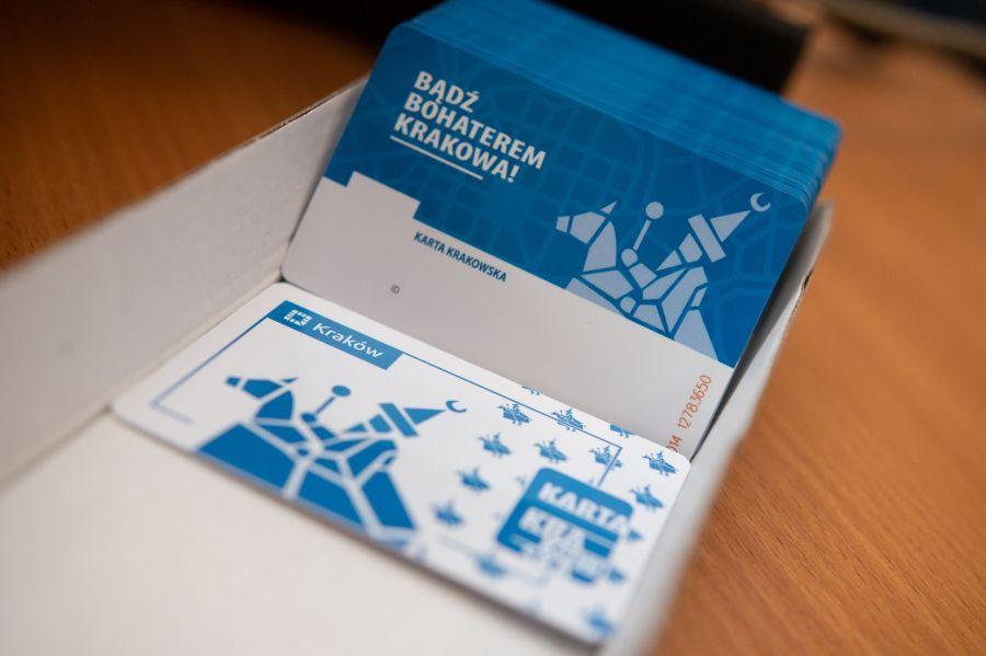 Zgłoszenie dotyczy wycieku danych uzytkowników Karty Krakowskiej (fot. Miejskie Przedsiębiorstwo Komunikacyjne w Krakowie)