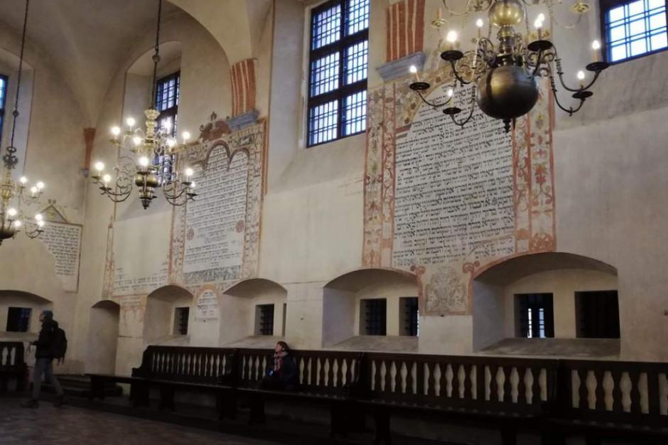 """Podsumowanie prac konserwatorskich w zabytkowej synagodze w Tykocinie: """"Zadanie było karkołomne"""""""