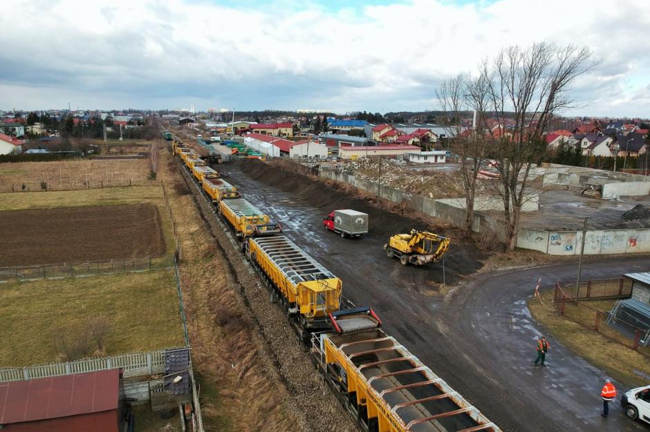 Ruszyła rewitalizacja linii kolejowej z Dębicy do Mielca