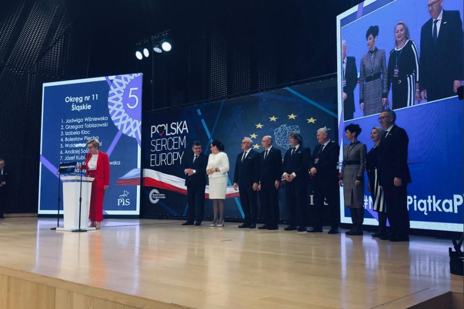 Górnictwo i Śląsk w centrum uwagi na katowickiej konwencji PiS