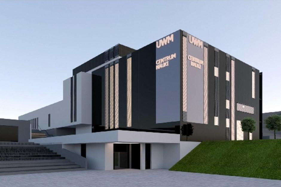 W Olsztynie powstaje Centrum Popularyzacji Nauki i Innowacji