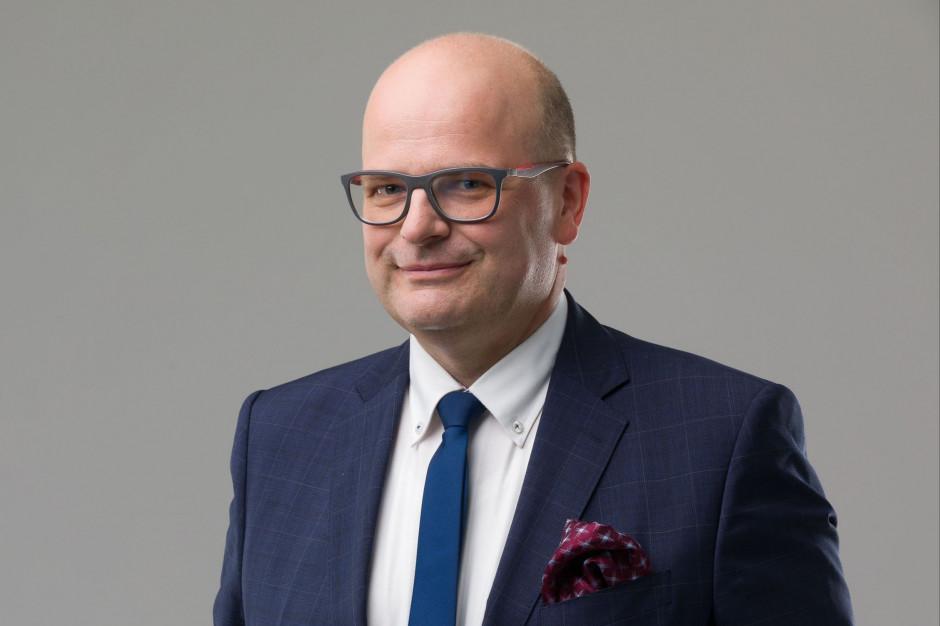 Szpital w Grudziądzu generuje straty. Prezydent Maciej Glamowski liczy na pomoc marszałka