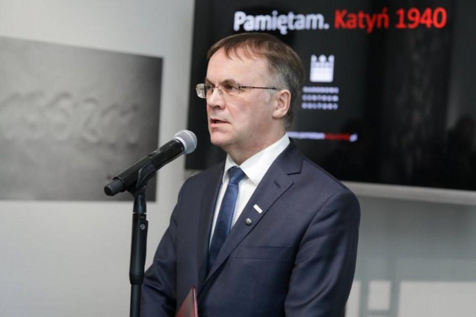 Jarosław Sellin: pomnik Pileckiego powstanie niezależnie od działań władz Gdańska