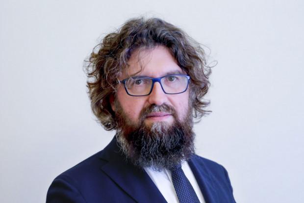 Piotr Woźny (Fot. MPIT)