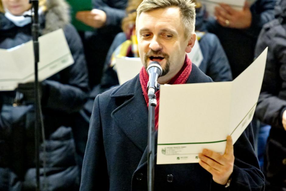 Były burmistrz i szef Związku Samorządów Polskich trafił do PGNiG