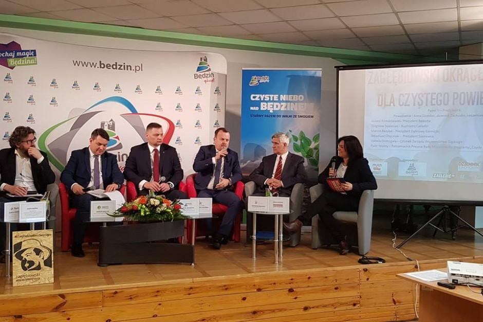 Piotr Woźny: nie poradzimy sobie ze smogiem bez inwentaryzacji źródeł niskiej emisji