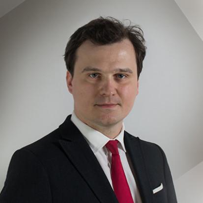 dr Dawid Sześcilo (fot. Fundacja Batorego)