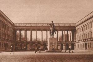 Trzaskowski: Miasto nie dołoży do odbudowy Pałacu Saskiego