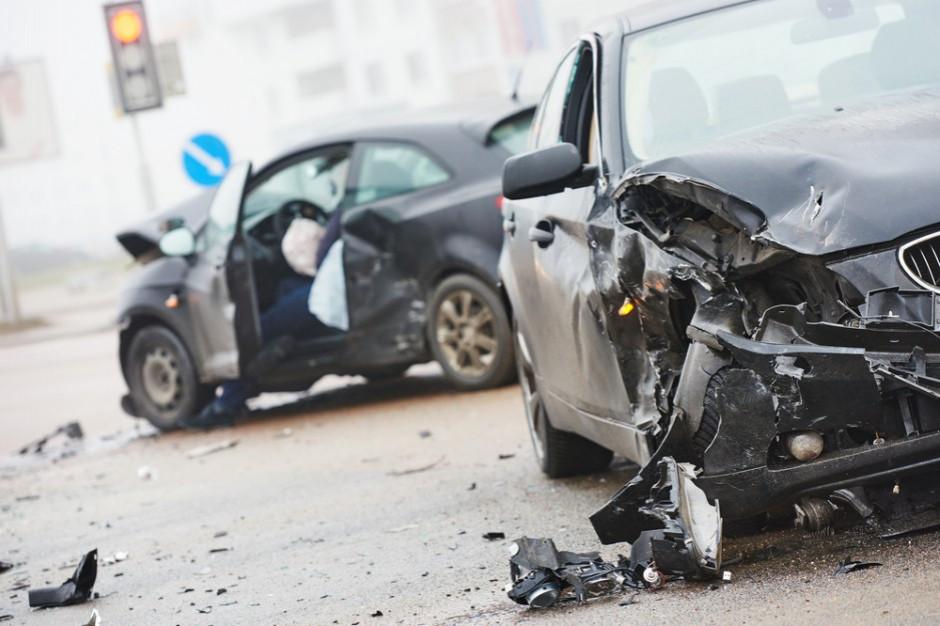 Mazowieckie: Po wypadku zablokowana dk nr 57 w Przasnyszu