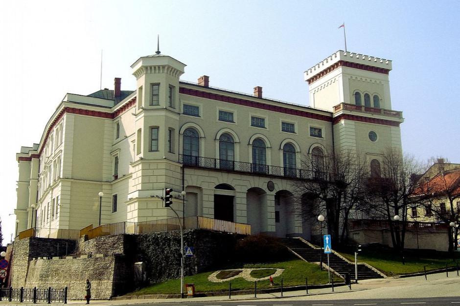 W kwietniu zakończenie remontu muru zamkowego w Bielsku-Białej