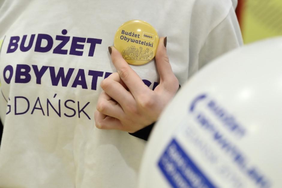 Można już zgłaszać projekty do przyszłorocznej edycji gdańskiego budżetu obywatelskiego