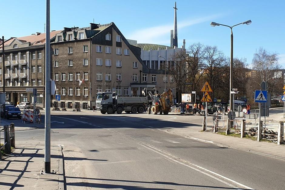 Ruszają prace na jednym ze strategicznych węzłów komunikacyjnych w Gdyni