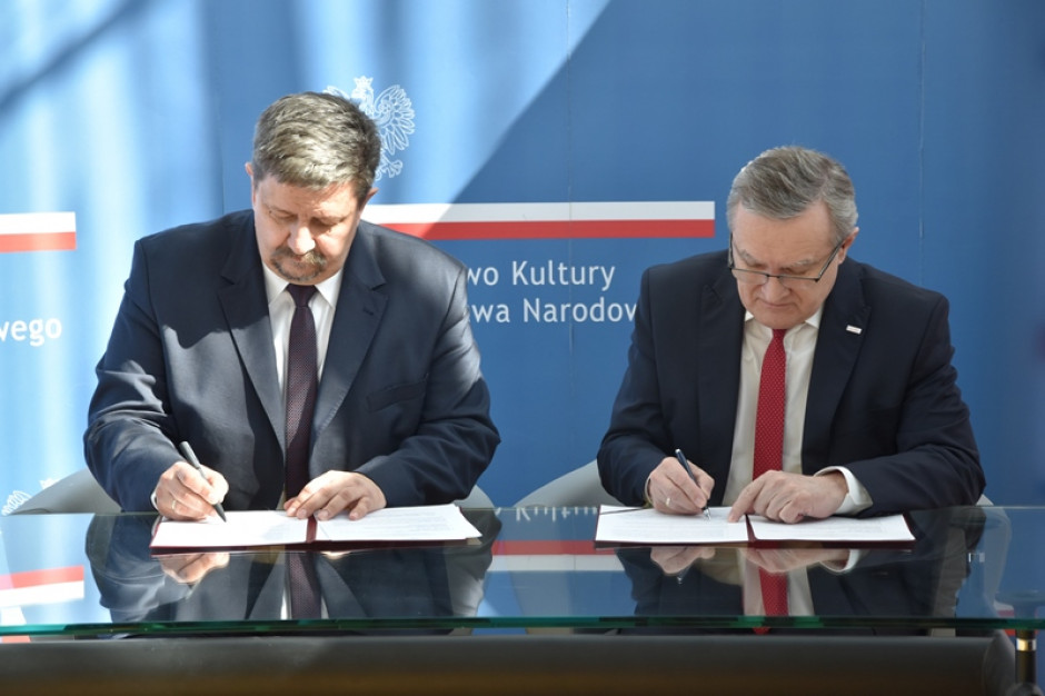 Ministerstwo i samorząd wspólnie poprowadzą filharmonię
