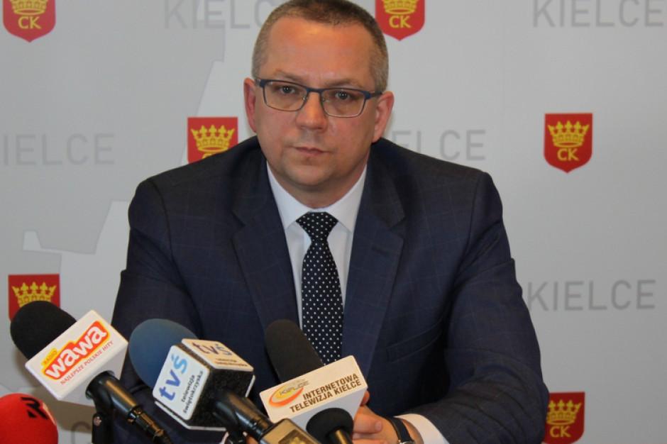Kielce: Arkadiusz Kubiec będzie się zajmował sprawami obywatelskimi i ochroną środowiska