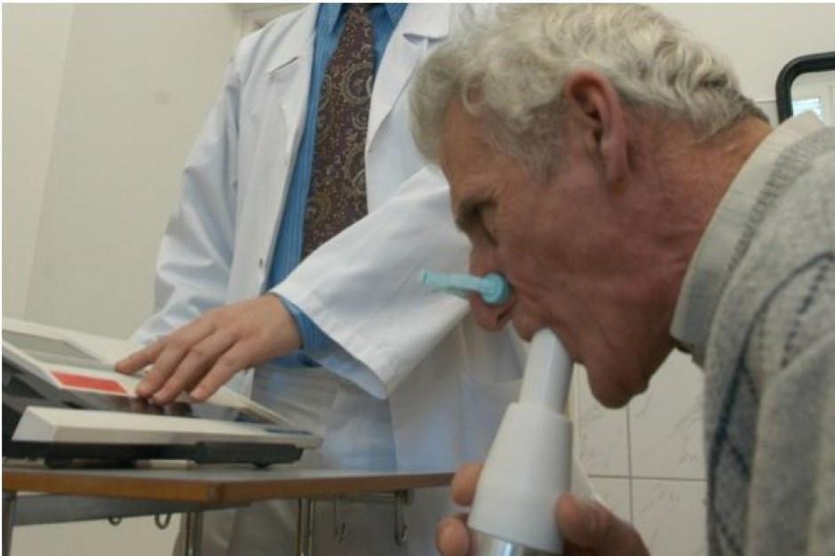 Bezpłatne badania płuc w całej Polsce do 28 czerwca