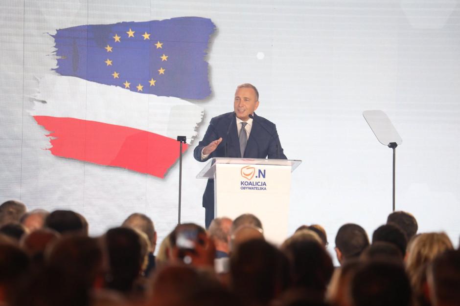 Poznamy kandydatów PO do Parlamentu Europejskiego