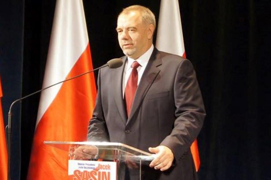 Sasin: Związek Nauczycielstwa Polskiego jest ściśle związany z opozycją