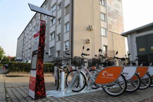 Od 5 kwietnia pożyczysz rower w Katowicach, a oddasz go w Tychach