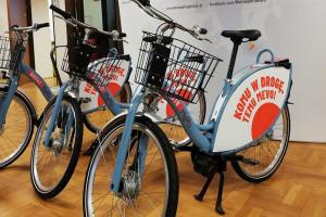 Rusza największy w Europie system rowerów publicznych
