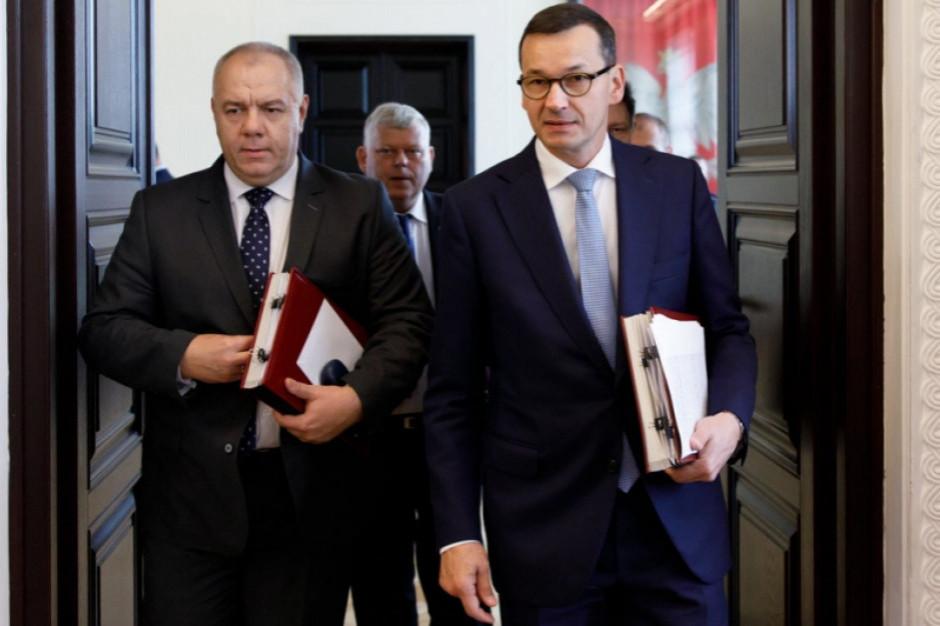 Jacek Sasin: oczekujemy, że zarząd ZNP przestanie robić politykę i zacznie rozmawiać