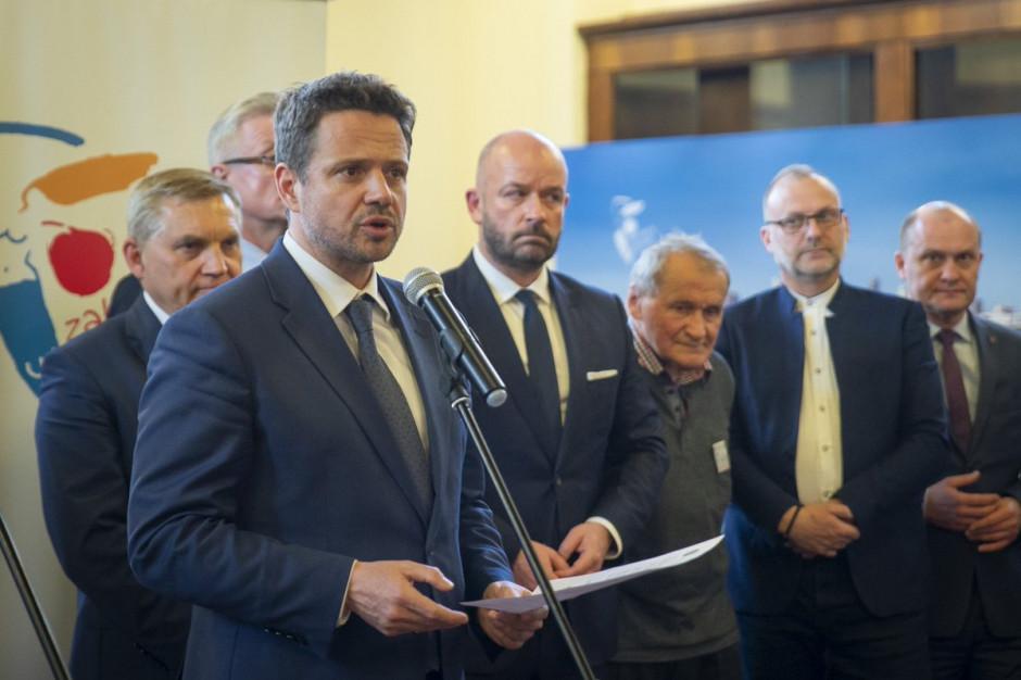 Prezydenci miast apelują o wysoką frekwencję w wyborach europejskich