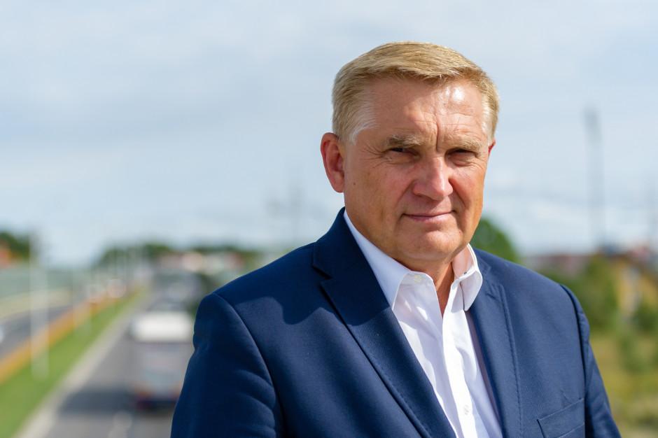 Tadeusz Truskolaski wygrał z PO 7:5.  - O Unii Metropolii Polskich będzie głośno - mówi w wywiadzie