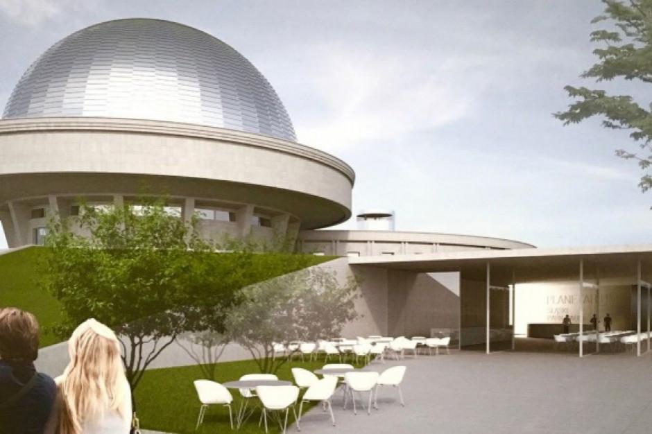 Planetarium Śląskie zmieni się w Śląski Park Nauki. Znamy wykonawcę modernizacji