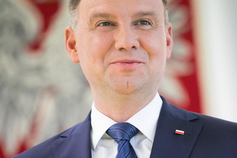 Andrzej Duda: Nauczyciele w Polsce nie zarabiają dobrze