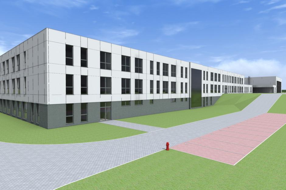 Kolejna gmina stawia na szkolnictwo branżowe. Za 41 mln zł budują zespół szkół technicznych