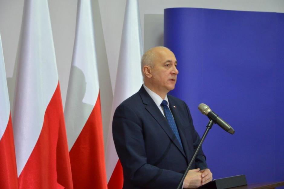 Joachim Brudziński apeluje do samorządowców o korzystanie z możliwości