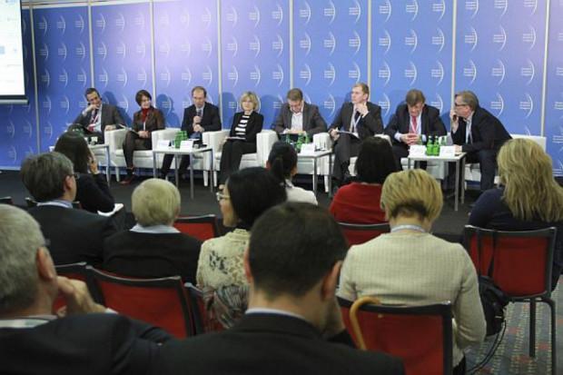 Debaty podczas EEC przyciągają co roku wielu samorządowców (fot.PTWP)