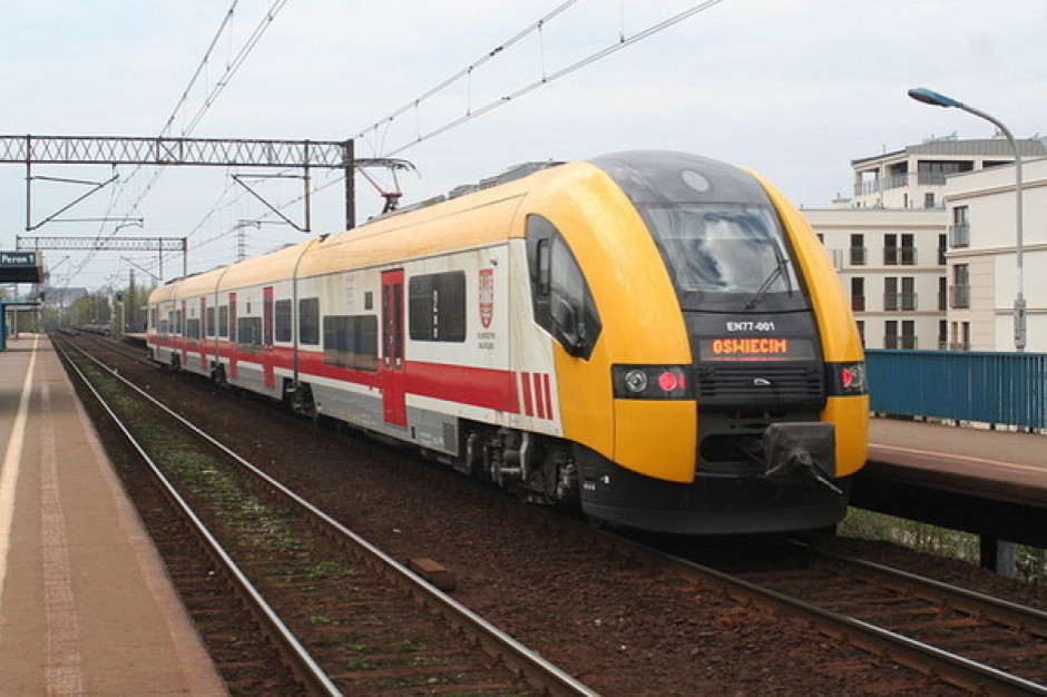 Koleje Małopolskie przewiozły 20 mln pasażerów