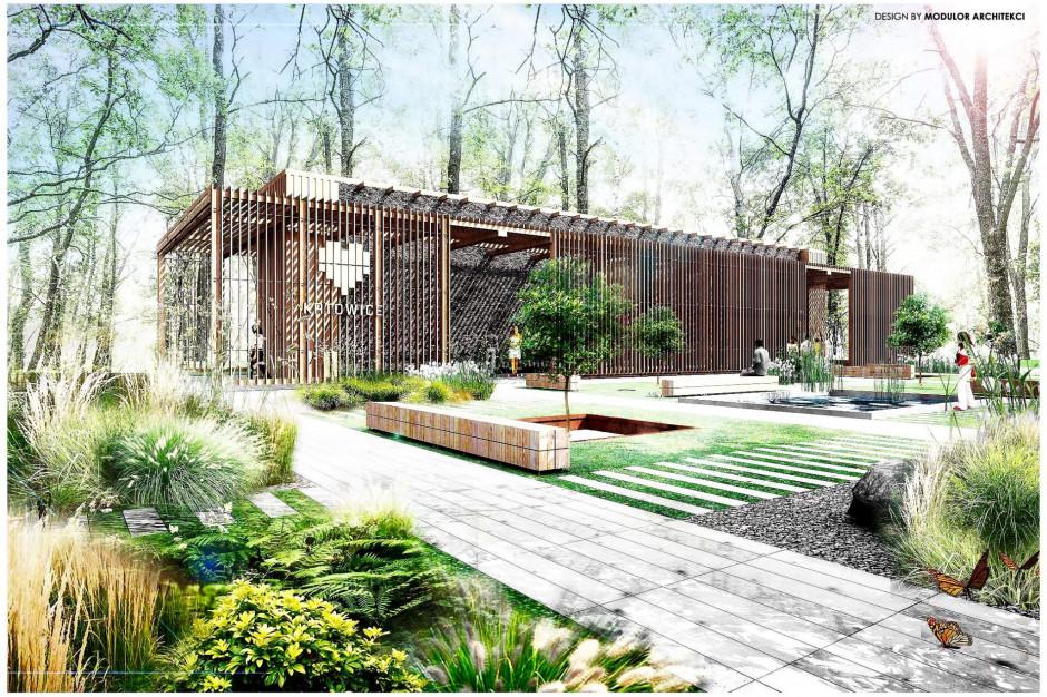 Tężnia solankowa w Katowicach zostanie otwarta w kwietniu