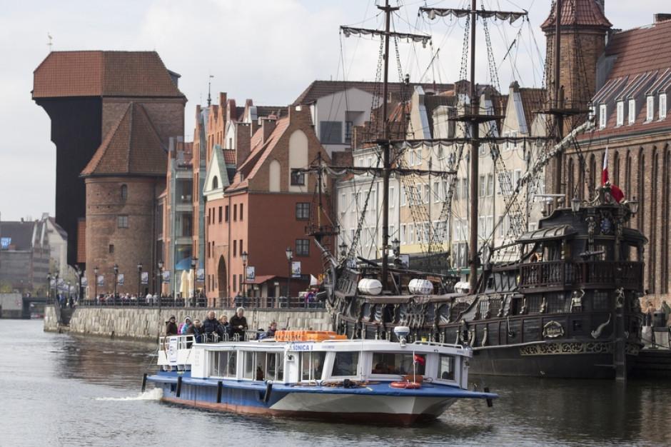 Gdańsk. Tramwaj wodny i Bilet Turystyczny ze zmianami